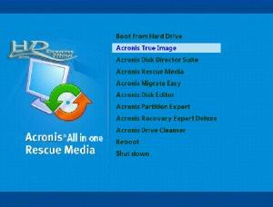 acronis اسطوانات اكرونيس اسطوانة